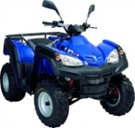 ATV 280 Canyon CVT & Reverse BJ 2007-2010
