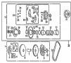 Getriebe / Kupplung / Lüfter